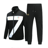 ea7 mens core id mode tracksuit italy flag-7